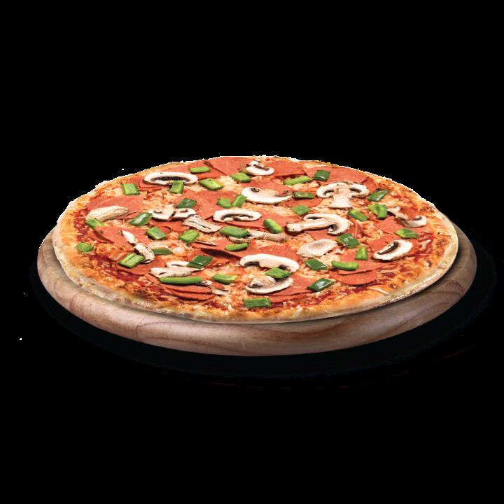 Cauliflower Crust Pizzas
